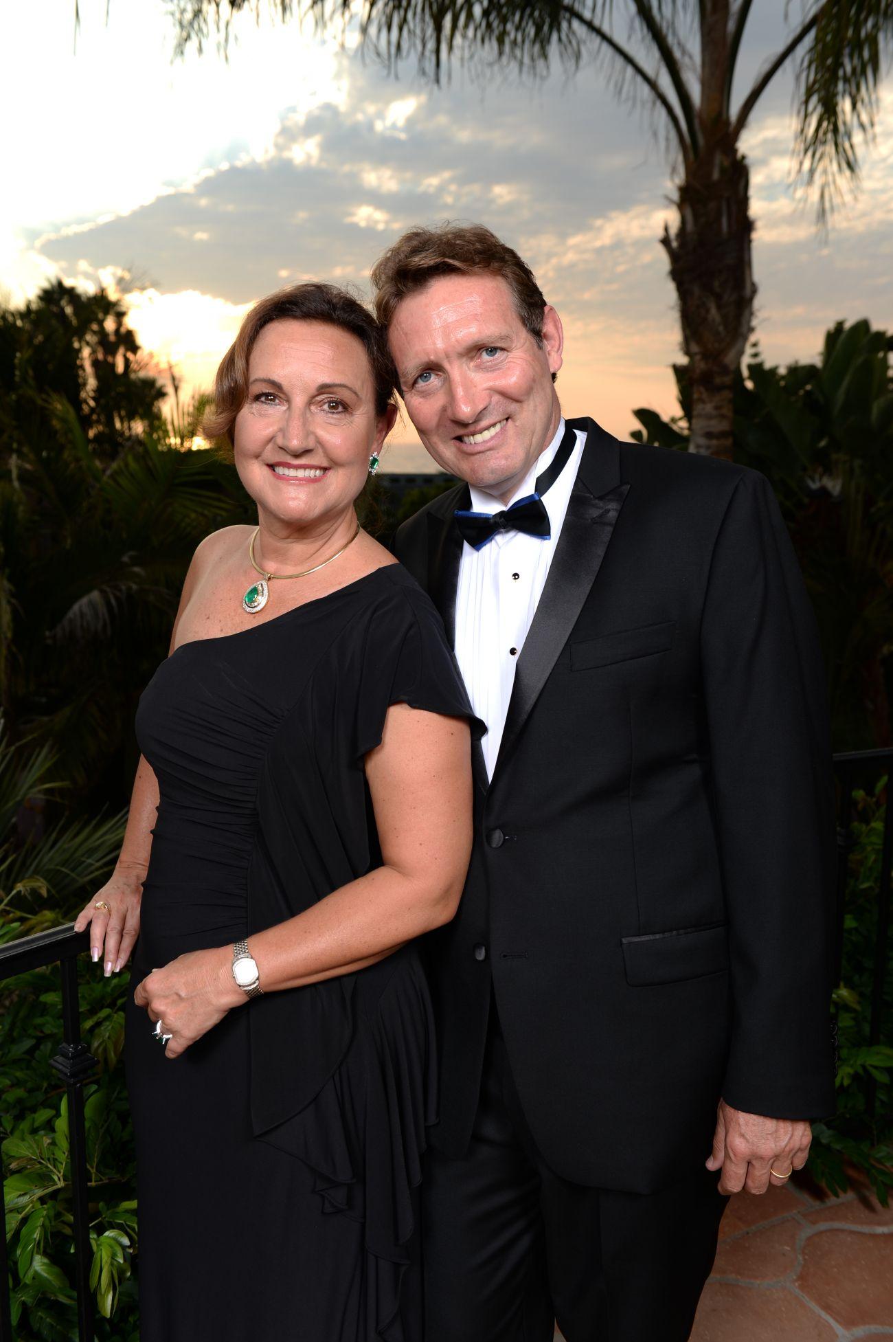 Dr. Magda Marquet & Dr. Francois Ferre