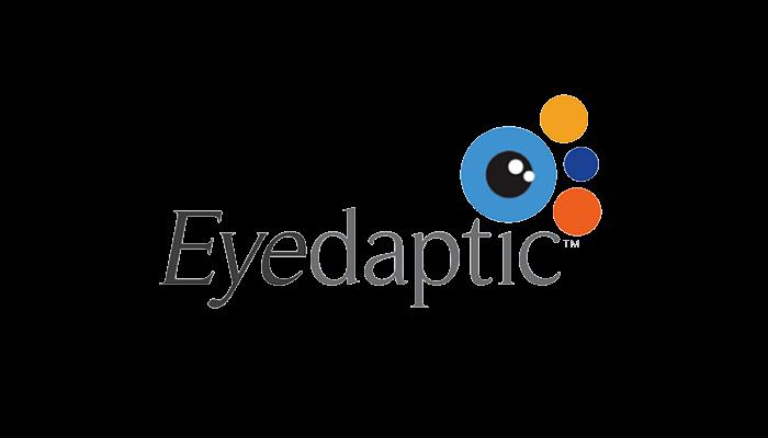 connect quickpitch 2019 san diego eyedaptic inc fundraising program startup business logo