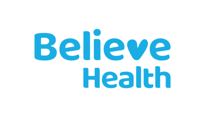 connect cool companies 2020 san diego believe health fundraising program startup business logo