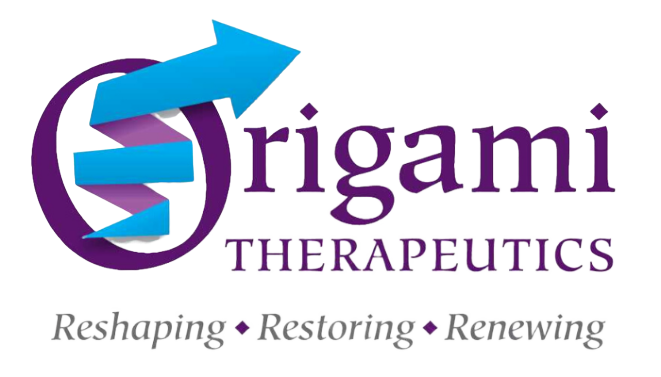 connect cool companies 2020 san diego origami therapeutics inc fundraising program startup business logo