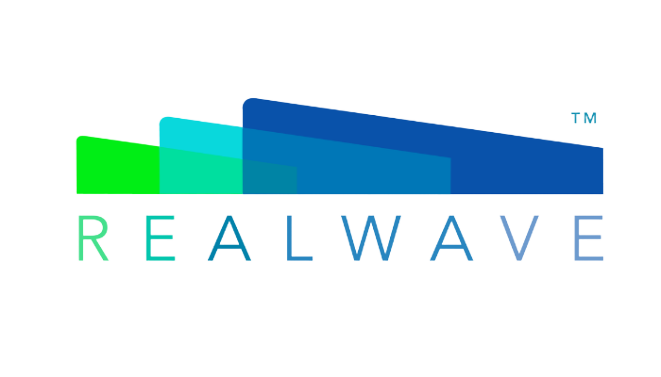 connect cool companies 2020 san diego realwave inc fundraising program startup business logo