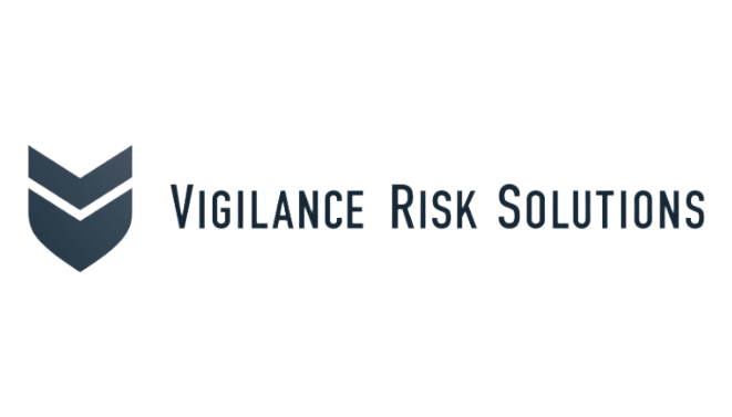 connect cool companies 2020 san diego vigilance risk solutions inc fundraising program startup business logo
