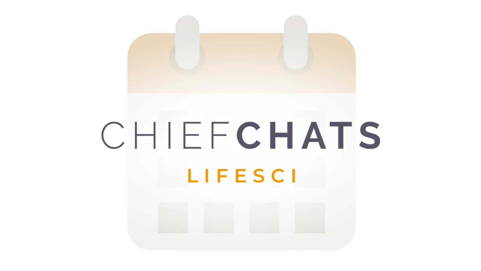 Connect Chief Chats LifeSci Event