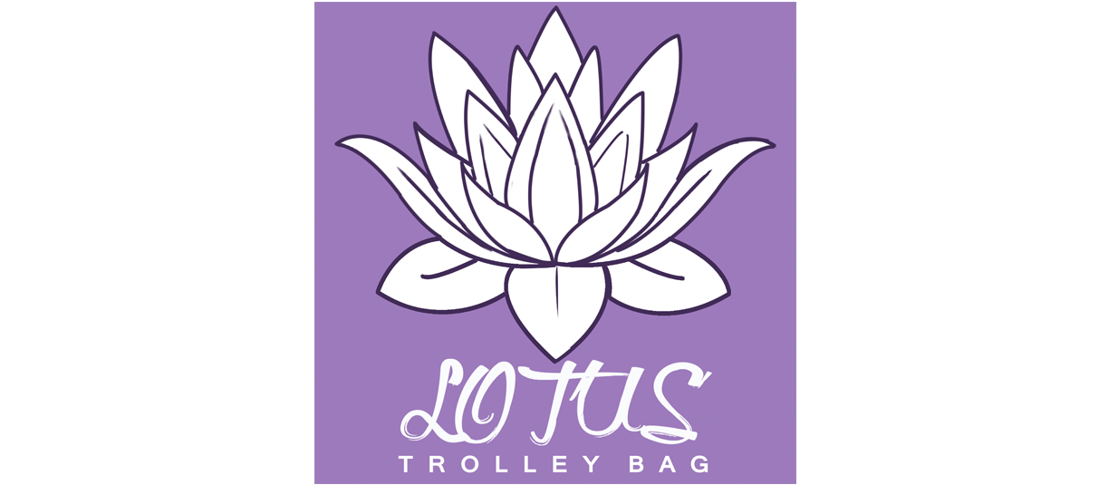 Lotus Trolley Bag