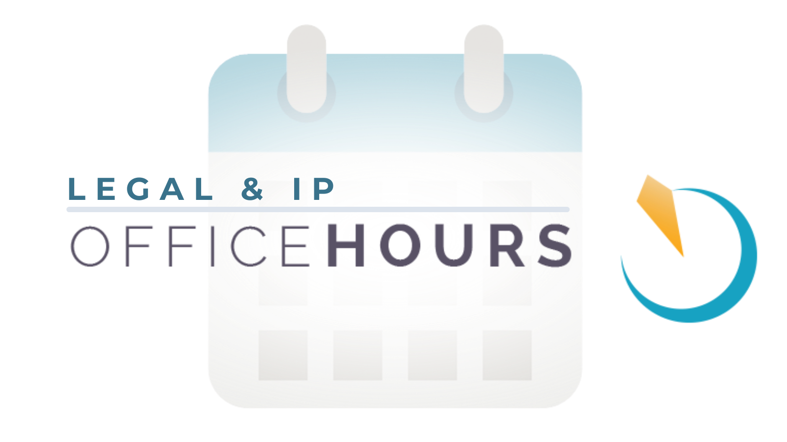 Legal IP Office Hours @ Connect