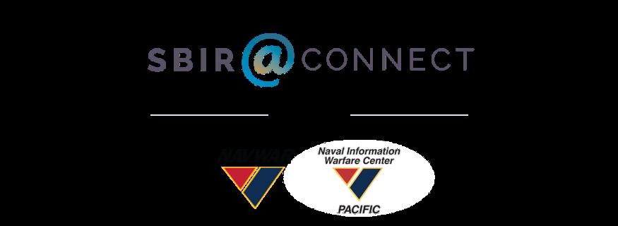 SBIR@Connect in partnership logo